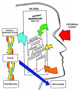 The NLP Communication Model -