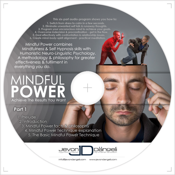 The Mindful Power Audio Programme